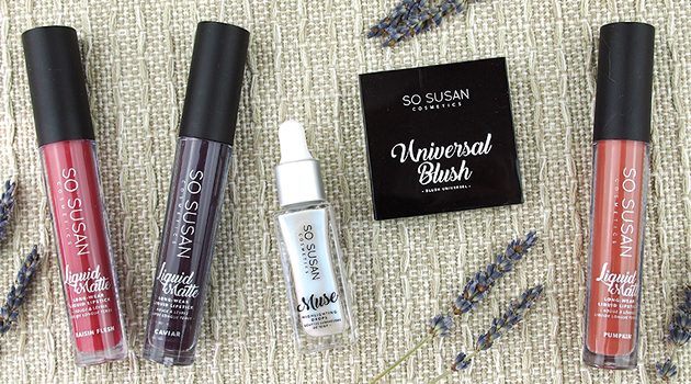 Nourish Your Skin with Cruelty-Free So Susan Cosmetics