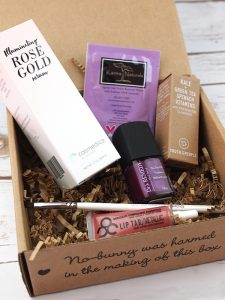 March Vegan Cuts Vegan Beauty Box