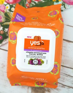 Yes To Carrots Facial Wipes