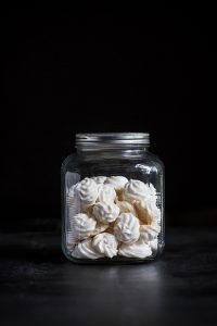 Almond Meringue Cookies, photos by Eva Kosmas Flores