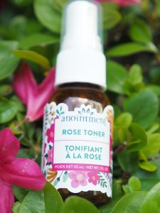 Anointment Rose Toner