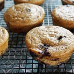 Blueberry Tea Cakes without glaze