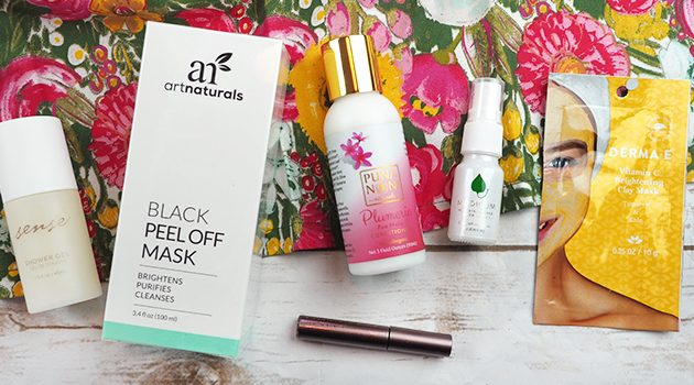 Summer Sizzles with the June Vegan Cuts Vegan Beauty Box!