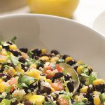 Ensalada Azteca from The China Study Cookbook