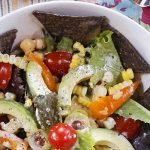 Laura Theodore's Vegan Tex Mex Salad Bowl