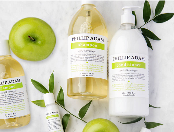 Phillip Adam Shampoo & Conditioner