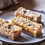 Vegan Pumpkin Squares from Back to the Cutting Board by Christina Pirello
