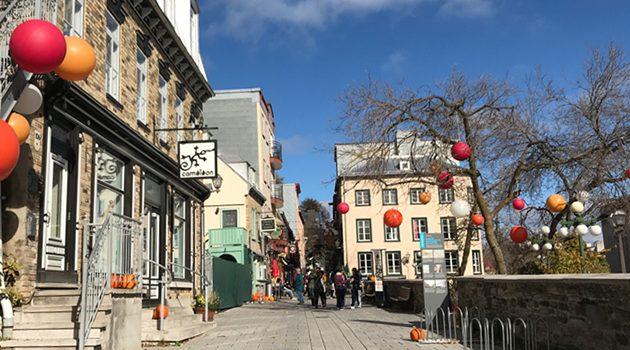 Eating Vegan in Quebec City