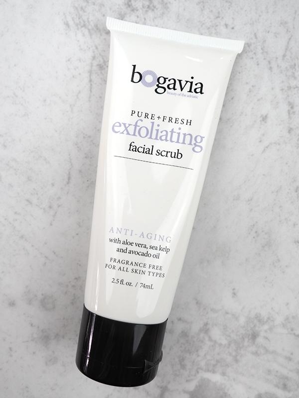 Bogavia Exfoliating Facial Scrub