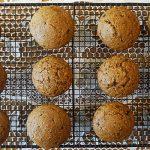 Laura Theodore's Vegan Lemony Maple Cranberry Muffins