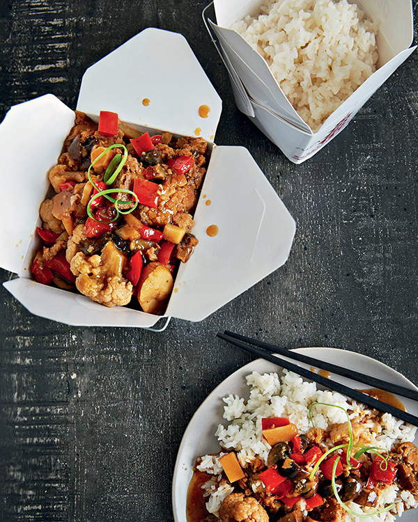 Kung Pao from The Vegan Slow Cooker