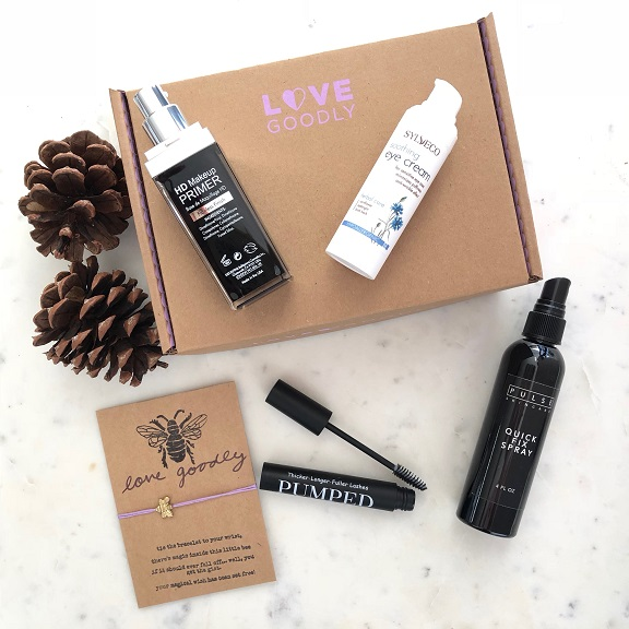 Tackle Winter with the Love Goodly Dec/Jan Box