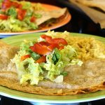 Jazzy Vegetarian's Healthy, Hearty Avocado Quesadillas