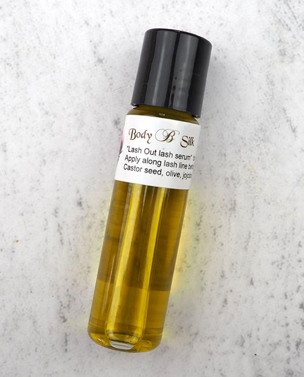 Body Be Silk Natural Lash Serum
