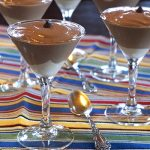 Jazzy Vegetarian's Vanilla Cream-Chocolate Pudding Parfaits