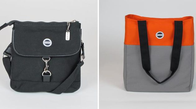 GOSBAGS - fashionable, functional and for a cause