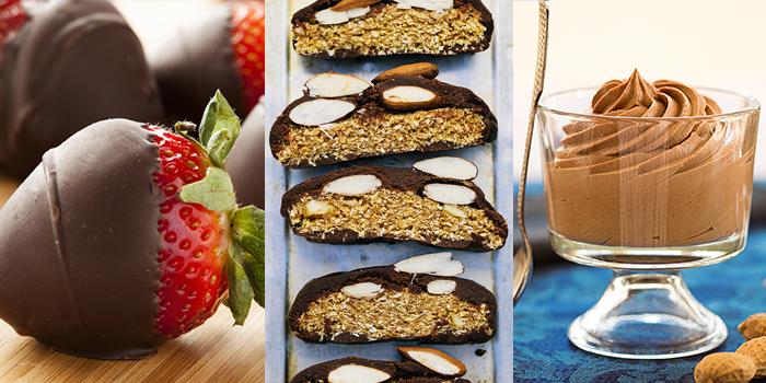 10 Homemade Chocolate Treats for your Vegan Valentine
