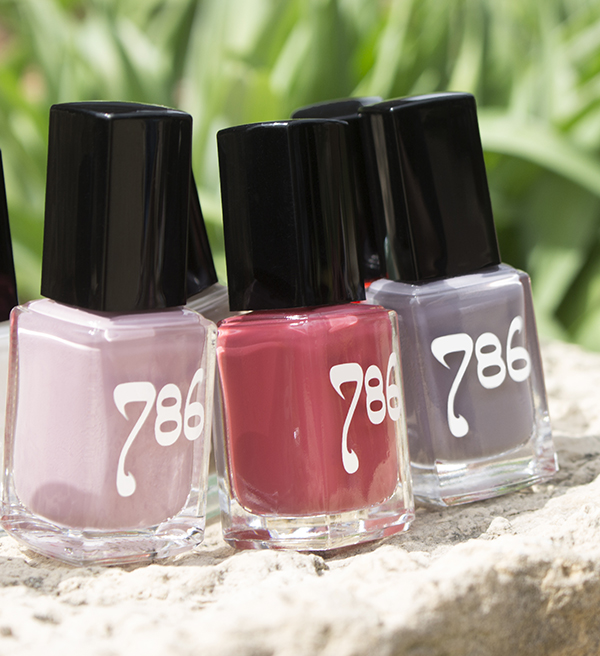 Treat Your Nails to a Cruelty-Free Manicure with 786 Cosmetics Nail Polish