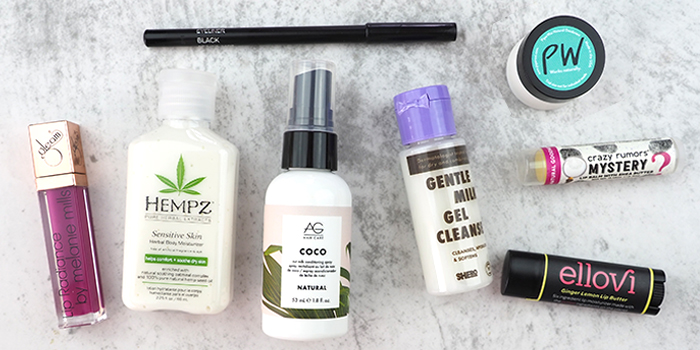 Ring in Spring with the March Vegan Cuts Vegan Beauty Box!