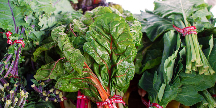 5 Easy Ways to Eat More Leafy Greens