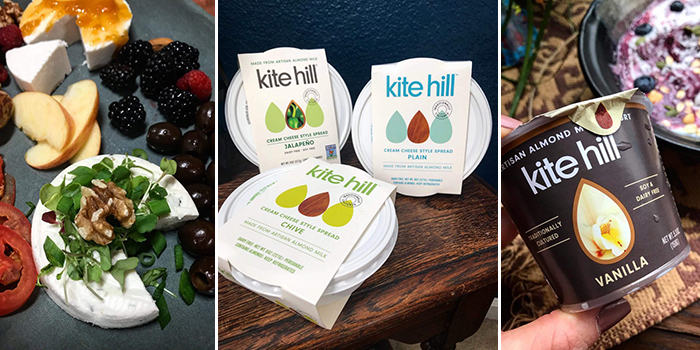 All About Kite Hill Almond Milk Foods