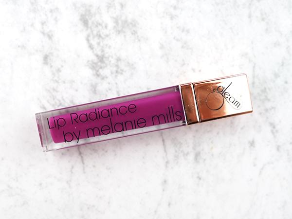 Gleam Lip Radiance by Melanie Mills