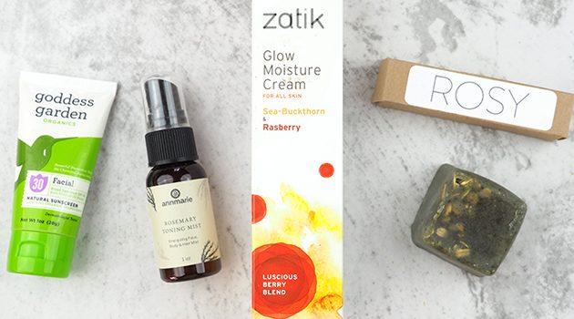 Get that Springtime Glow with the April Vegan Cuts Vegan Beauty Box