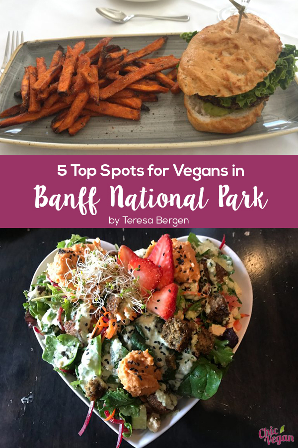 5 Top Spots for Vegans in Banff National Park
