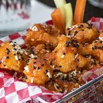 Epic Vegan Everything Buffalo Cauliflower Bites