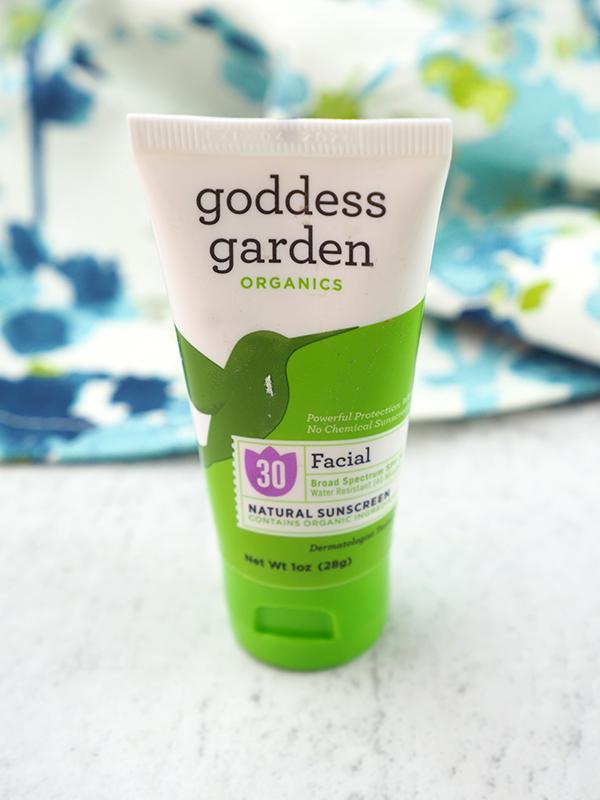 Goddess Garden Organics Facial Sunscreen
