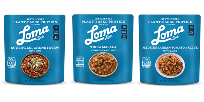 Loma Linda Brings Convenience in a Pouch