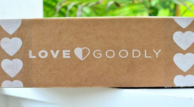 Spring into Beauty with the Love Goodly April/May Box