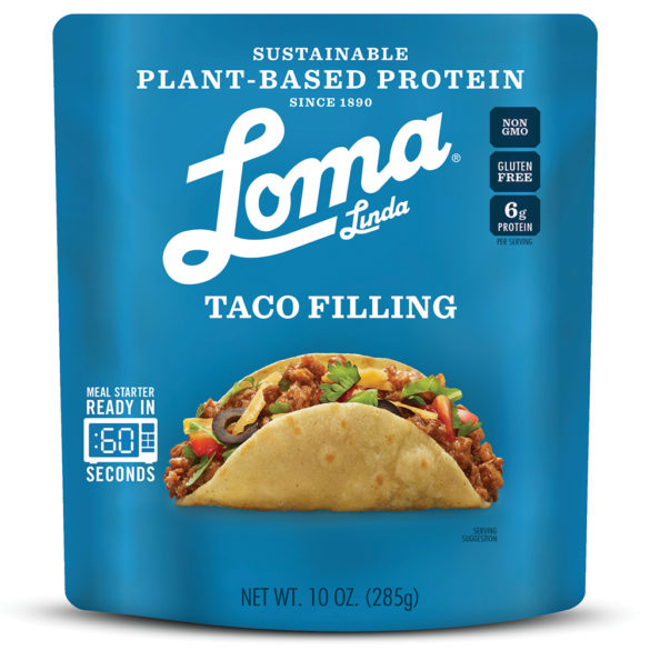 Plant-Based Meal Starters Taco Filling