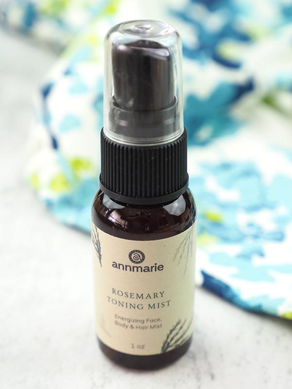 Annmarie Skin Care Rosemary Toning Mist