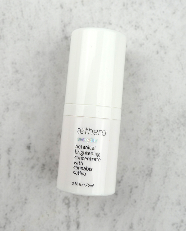 Aethera Everyday Botanical Brightening Concentrate