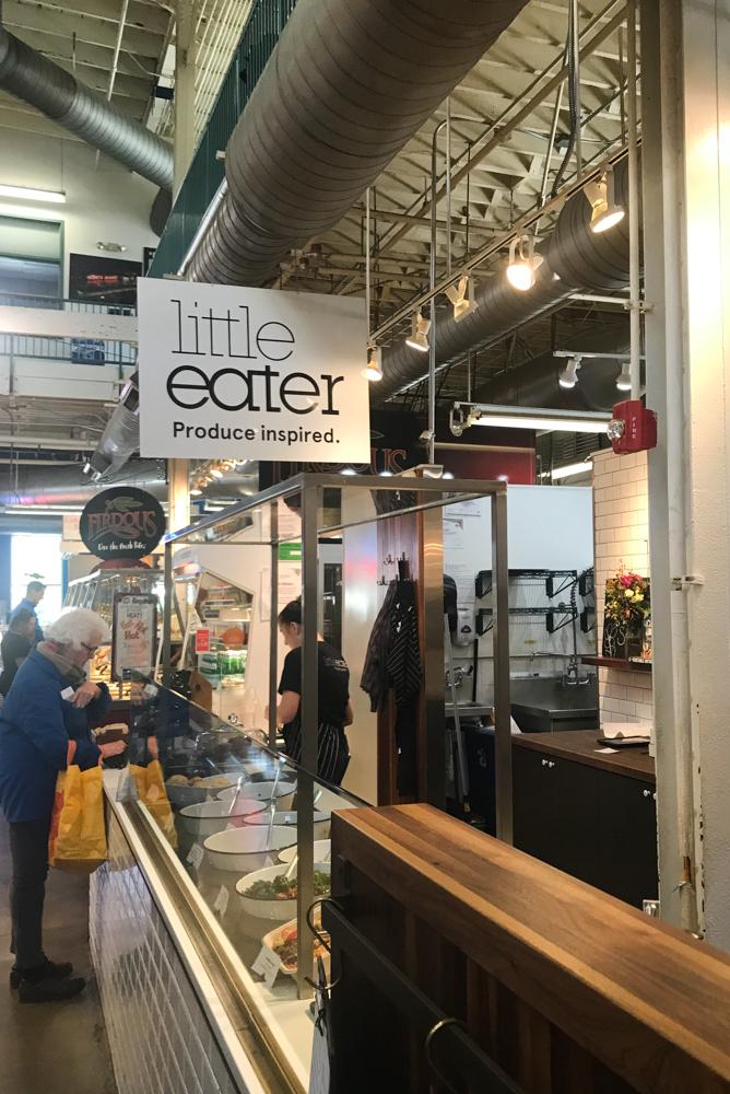 Little Eater in North Market Columbus Ohio