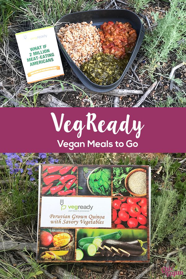 VegReady Meals are made with 100% plant based ingredients and make eating healthy, simple, and convenient.