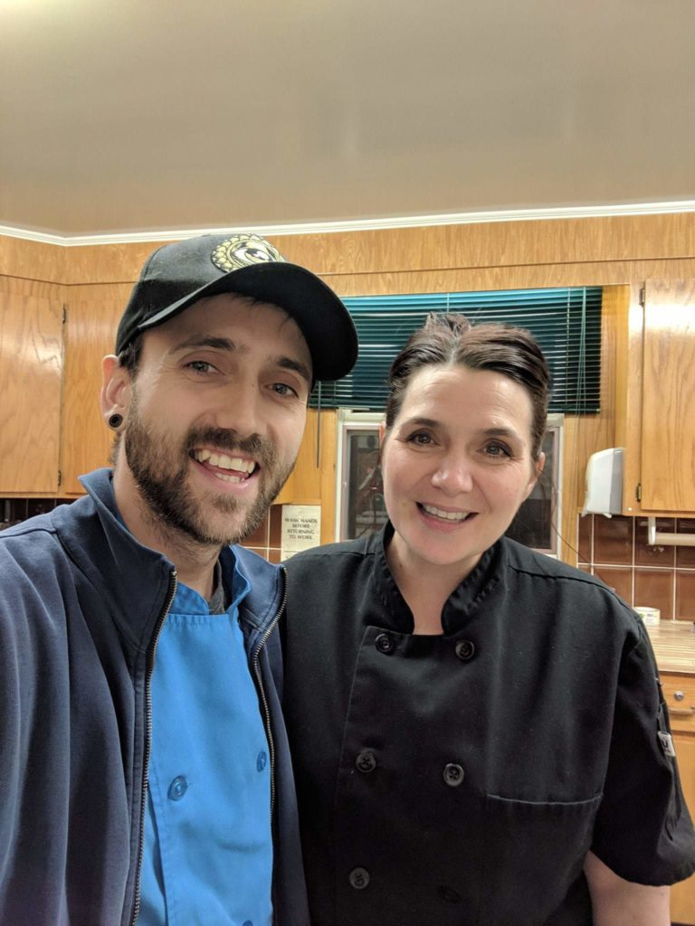 vegan chefs