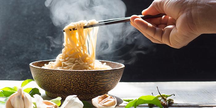 Spicy Vegan Miso Ramen