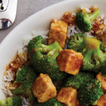 Teriyaki Tempeh and Broccoli from The Vegan Electric Pressure Cooker Cookbook