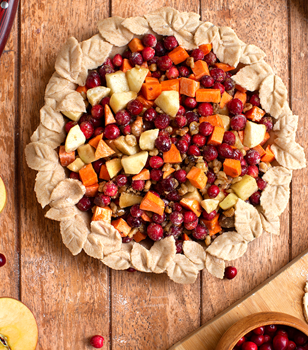 Autumn Harvest Pie