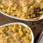 Vegan Shepherd's Pie Mac and Cheese