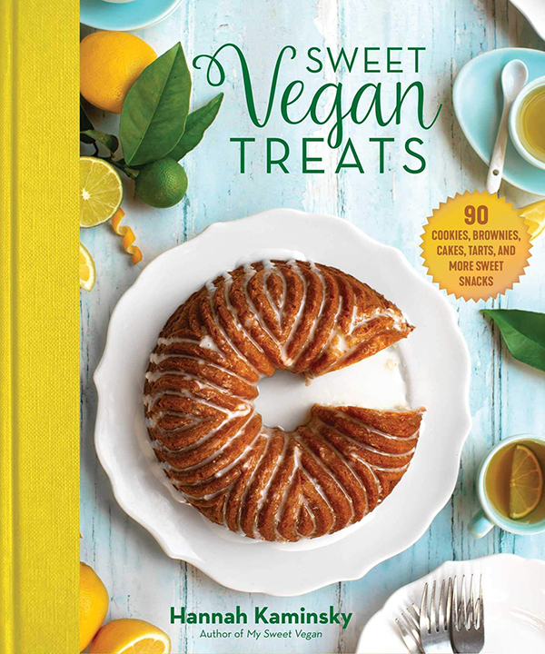 Sweet Vegan Treats by Hannah Kaminsky