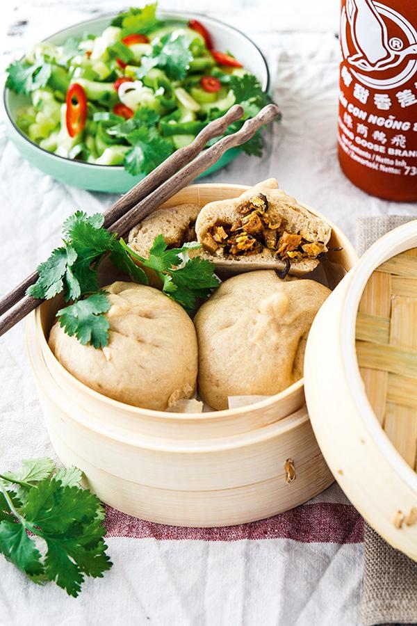 5-Spice Baozi
