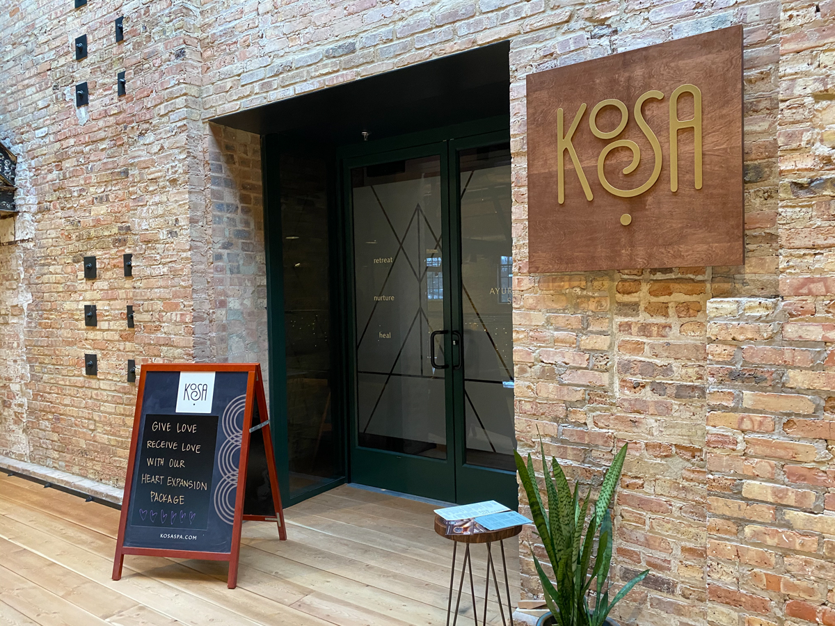 Kosa Wellness Spa & Retreat