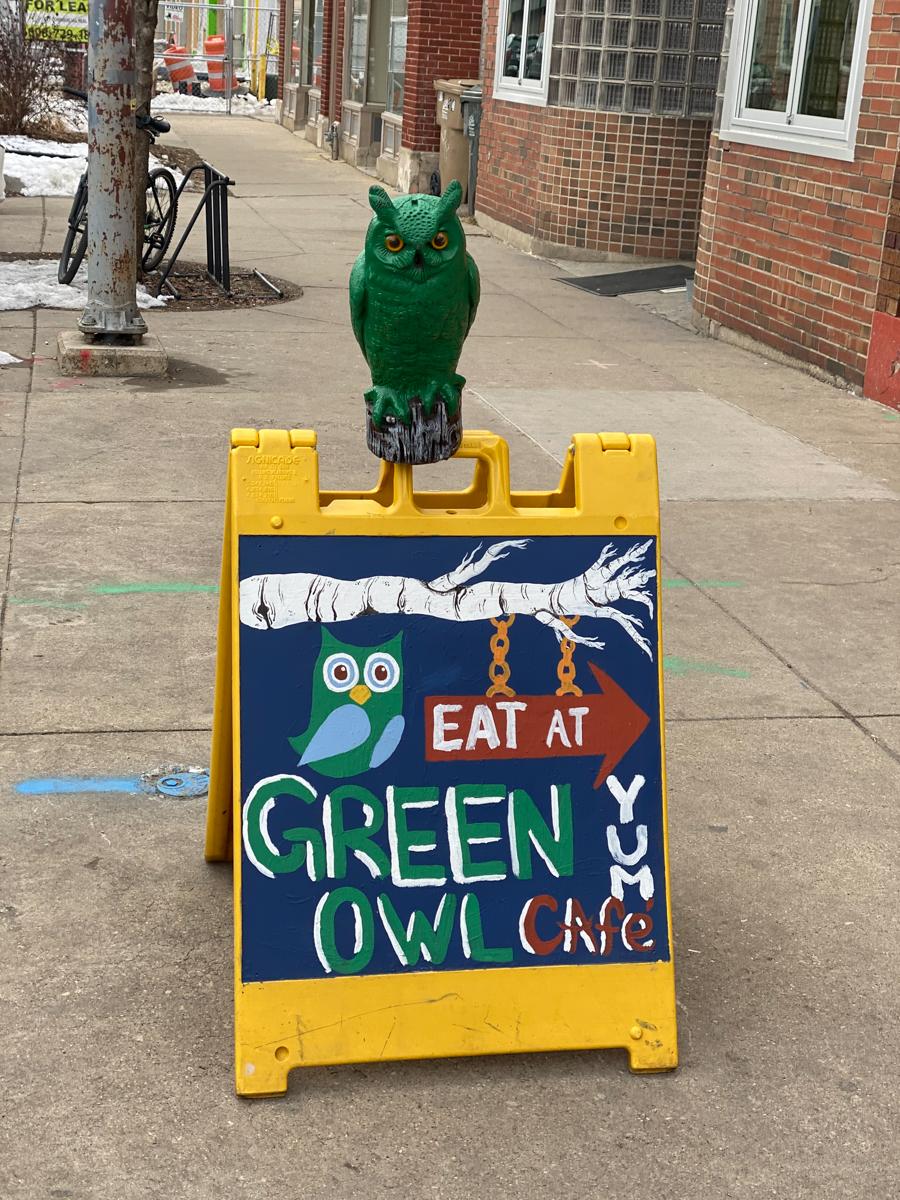 Green Owl Café